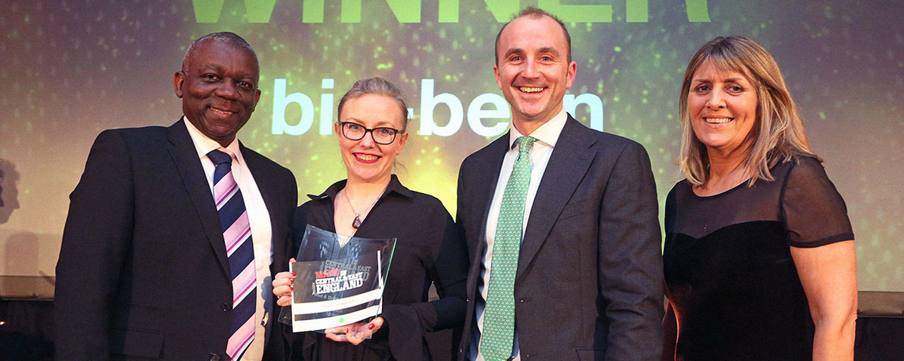 bio-bean wins award